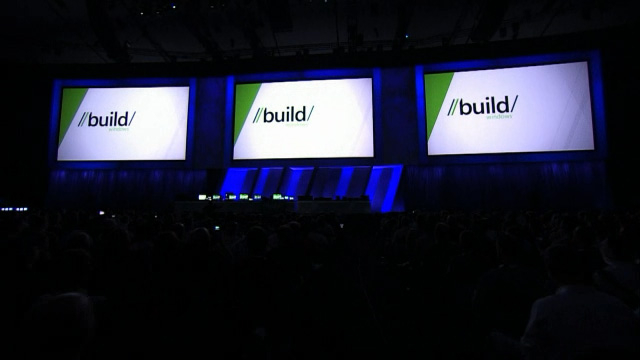 how BUILD 2011 started