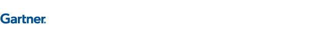Gartner text logo