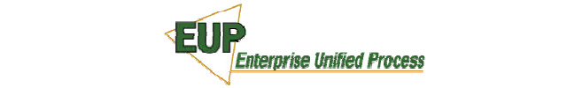 Enterprise Unified Process EUP logo