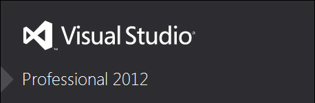 visual studio 2012 start logo
