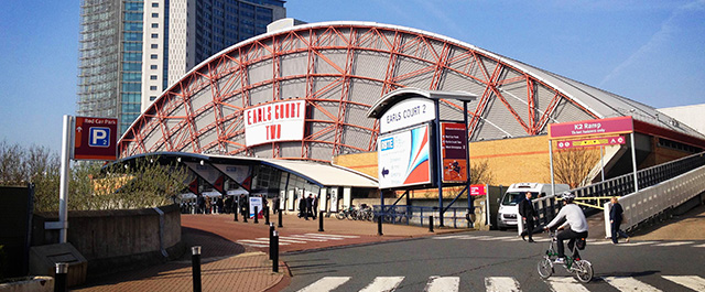 SoftElegance at Earls court London