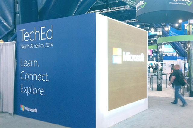 SoftElegance at Microsoft TechEd North America in Houston 2014