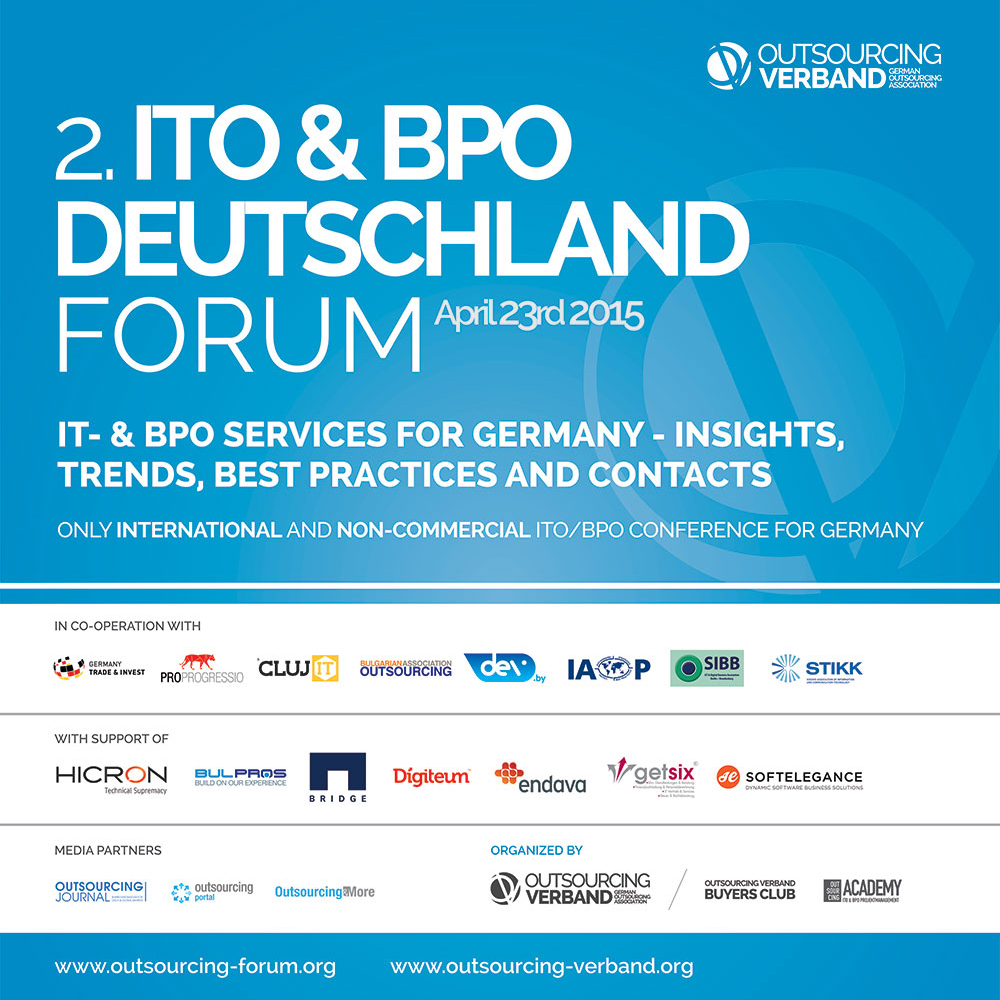 SoftElegance at IT Outsourcing Forum Gernamy