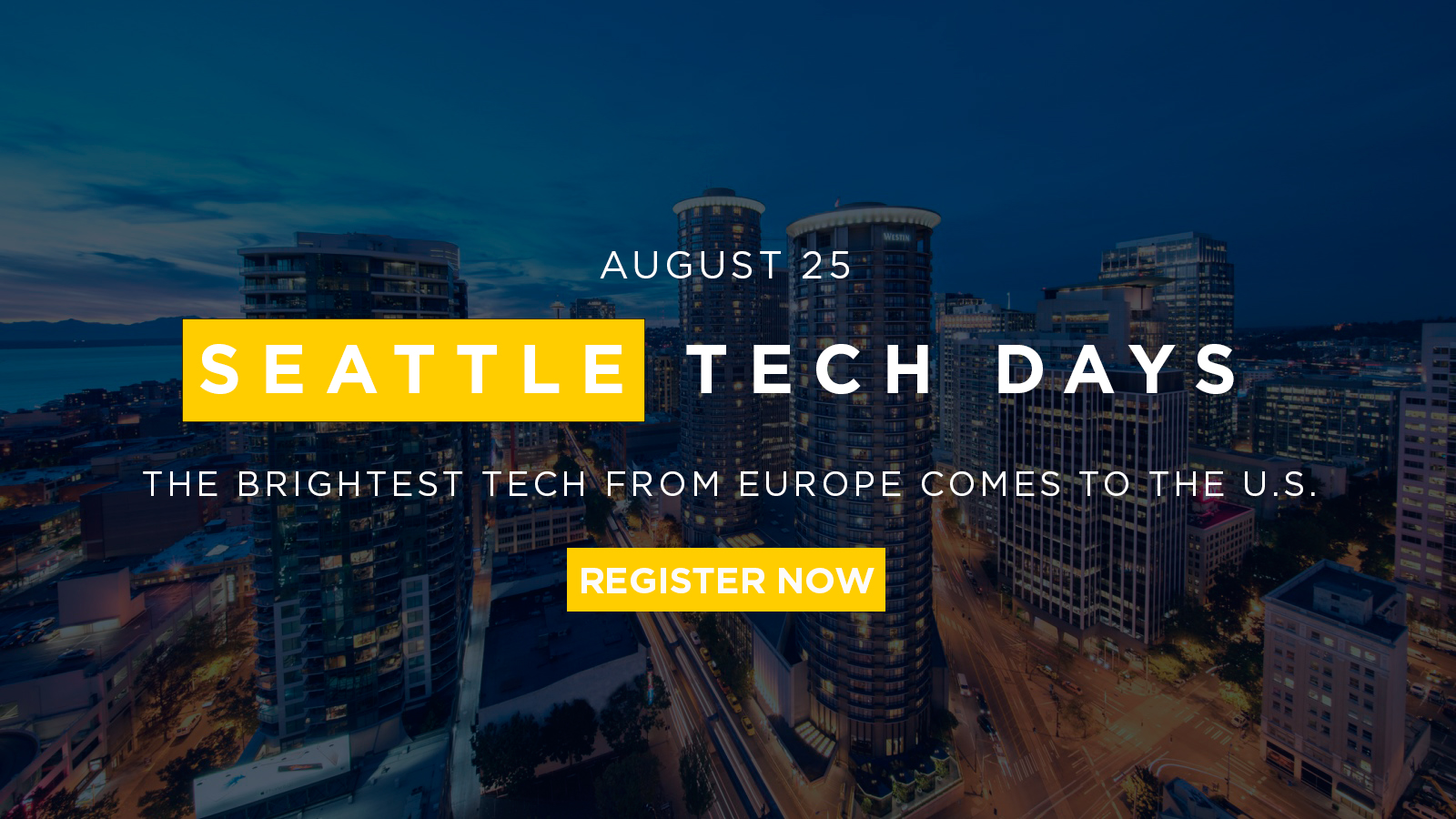 SEATTLE TECH DAYS